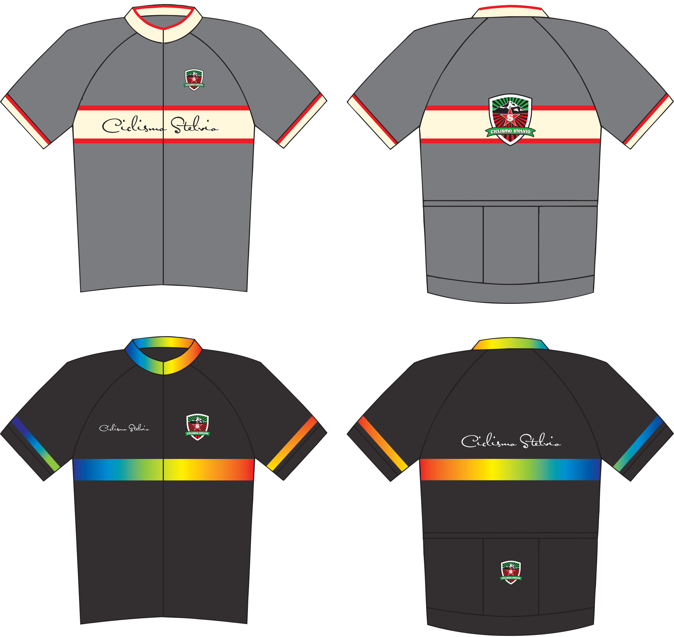 Private Label - Custom Cycling Apparel for Teams | Nalini Custom